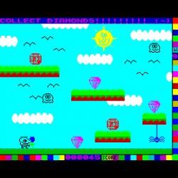 Mysterious Dimensions, novinka pro ZX Spectrum