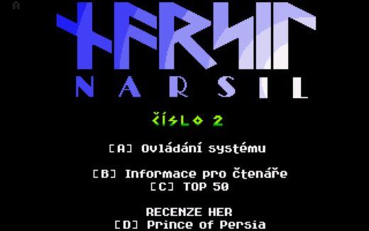 Zabředněte do Atari ST diskmagu Narsil