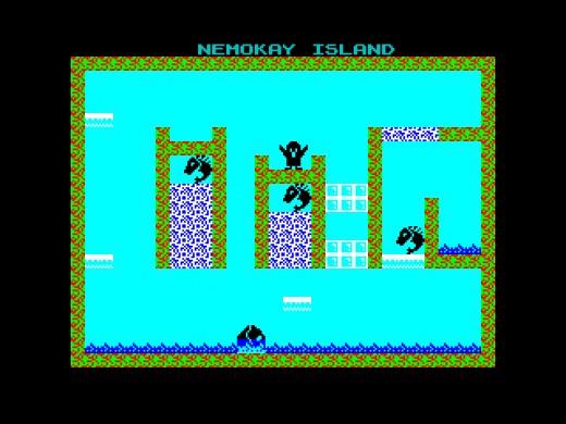 Nemokay, novinka pro ZX Spectrum
