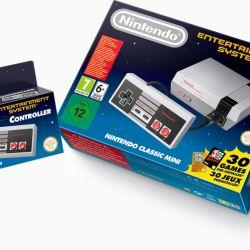 Nintendo oznámilo novou konzoli – Nintendo Classic Mini: Nintendo Entertainment System