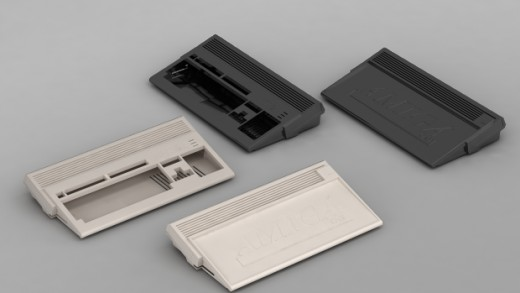 Nová škatule pro Amigu 1200