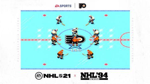 Vyjde NHL 94 Rewind, nová verze NHL 94 od EA