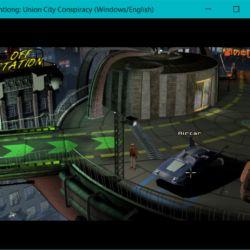 ScummVM přidává podporu pro Nightlong: Union City Conspiracy