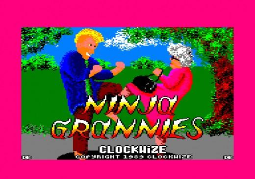 Čtveřice nikdy nevydaných her pro Amstrad CPC