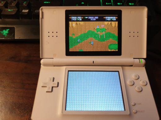 Nintendo DS Lite ako mobilná platforma na emuláciu 8 bitových počítačov, MSDOSu a čiastočne 16bitov