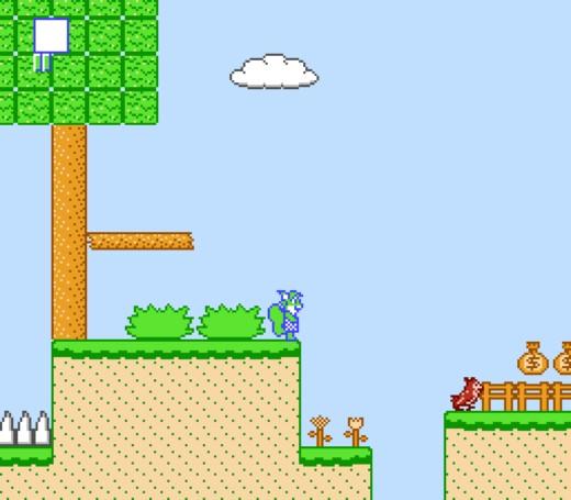 Nova the Squirrel, nová plošinovka pro NES