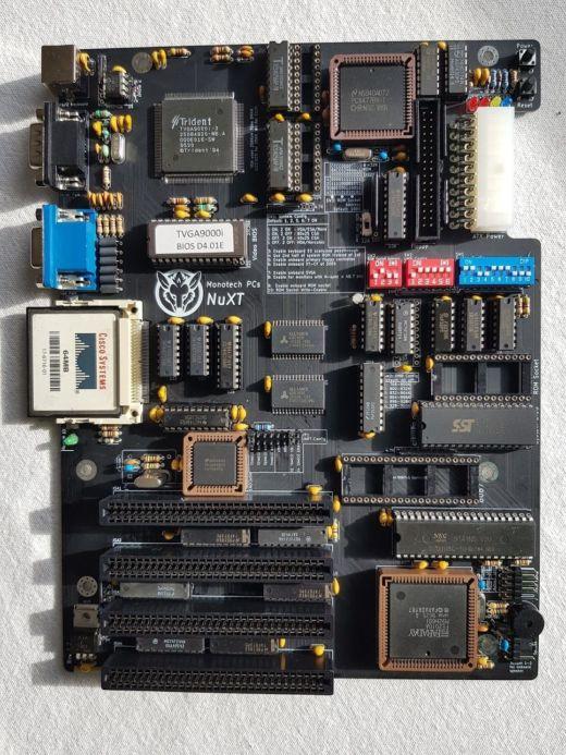 NuXT: microATX turbo XT