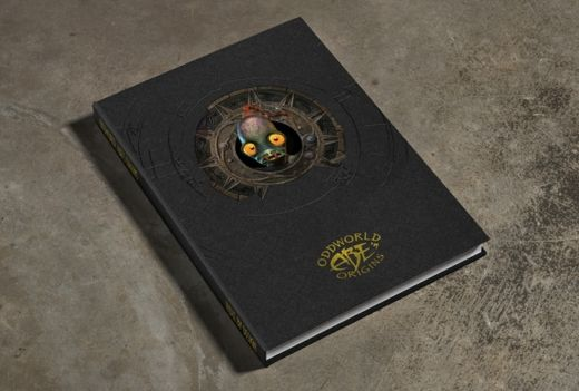 Oddworld: Abe's Origins – kniha + kolekce her na Kickstarteru
