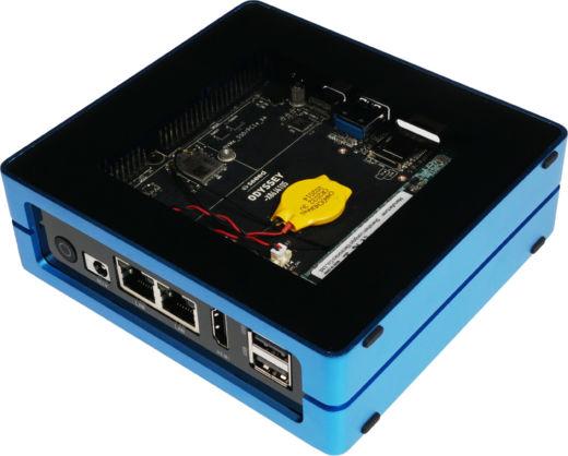 ODYSSEY X86J4105, x86 miniPC s dotekem Raspberry Pi