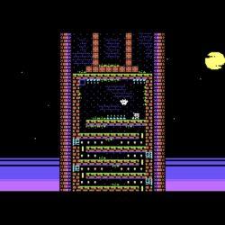 Old Tower, nová akční hlavolamka pro Commodore 64