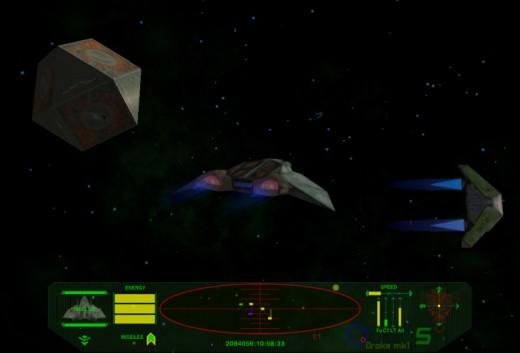 Oolite: vesmírný simulátor střižený dle legendární Elite
