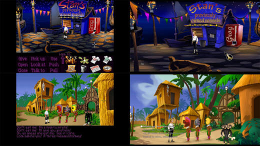 Dohráno: The Secret of Monkey Island – Special Edition