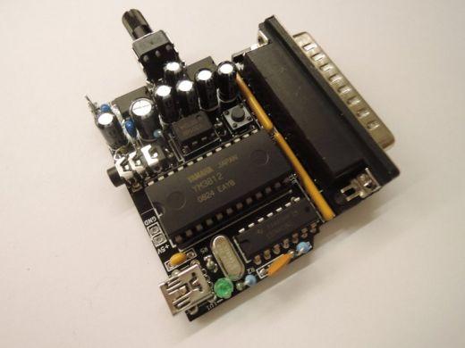 OPL2LPT = Adlib na moderních počítačích