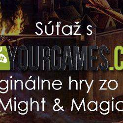 Vyhrajte originálku Heroes of Might & Magic III: HD Edition