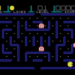 Pac-Pac, nový PacMan klon pro Commodore Plus/4