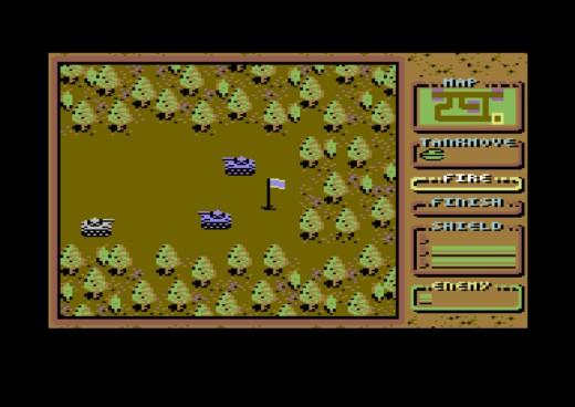 Panzer, novinka pro Commodore 64