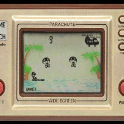 Parachute, vlkozajícová novinka pro DOS