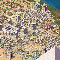 Budovatelská strategie Pharaoh se dočká remaku