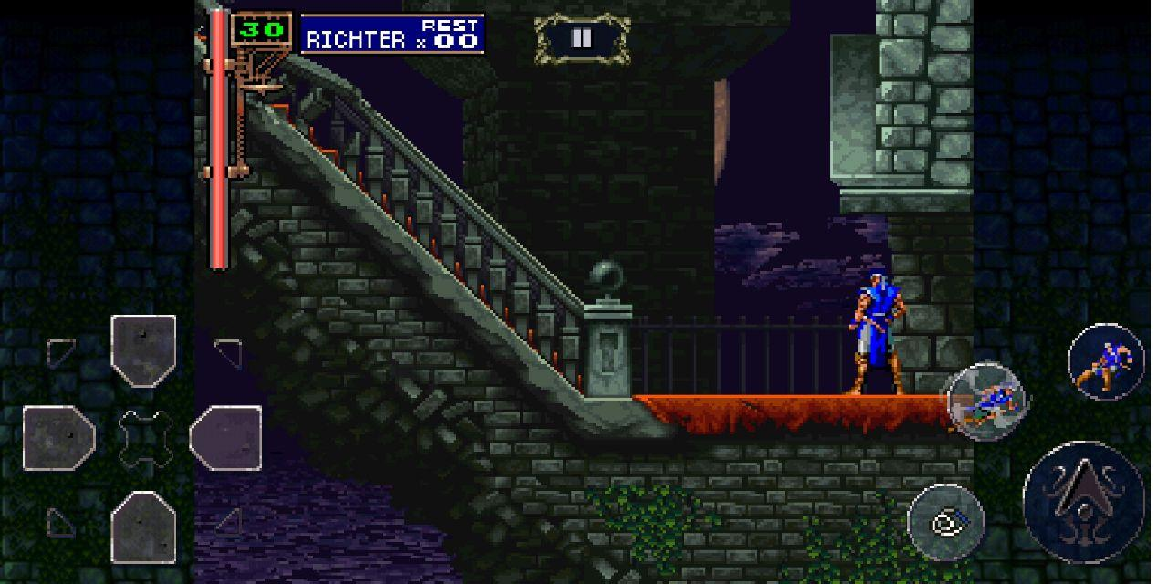 Castlevania: Symphony of the Night vyšel pro Android i iPhone