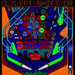 Ochutnávka: amigácké Pinball Dreams pro Amstrad CPC