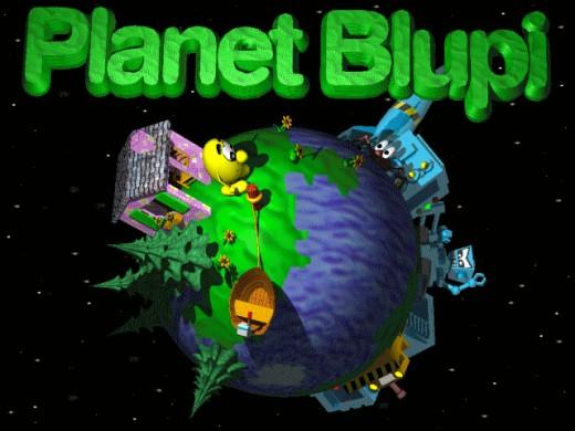 Planet Blupi, hra z roku 1997 přeportována na moderní systémy