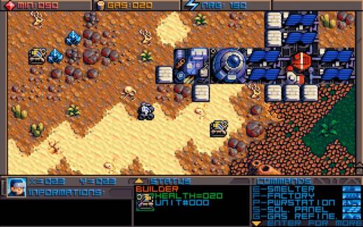 Planet X3, hra pro DOS na Kickstarteru