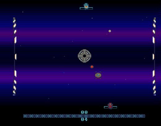 PoNG4, multiplayerový Pong pro Amigu