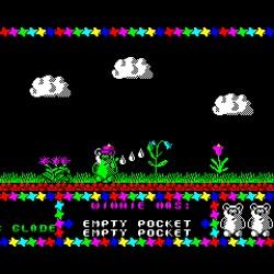 Ruský Medvídek Pú pro ZX Spectrum se dočkal anglického překladu