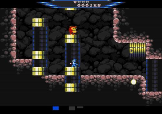 Powerglove Reloaded, nová run'n'gun akce pro Amigu i PC