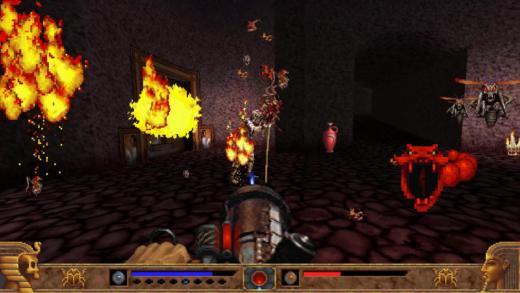 PowerSlave / Exhumed se dočká remasteru