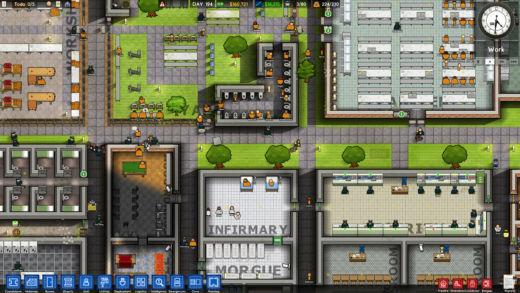 Prison Architect zdarma na GOG