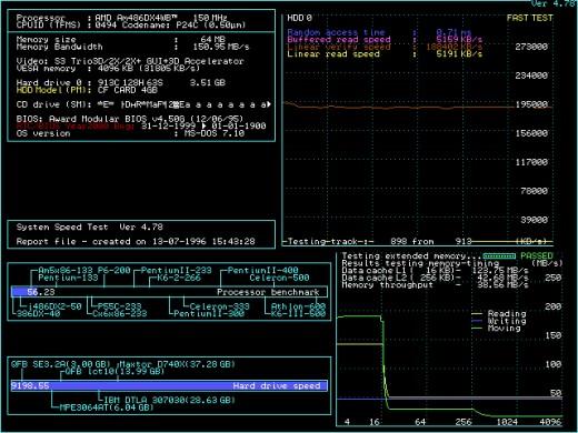 Quake na 486ce s 3dfx Voodoo