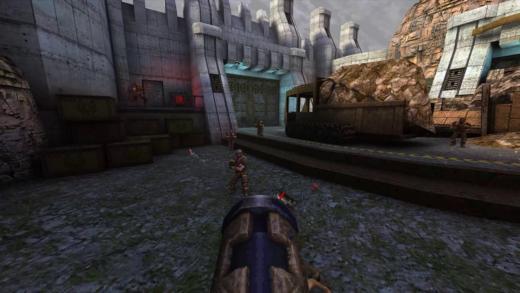 Vylepšený Quake dorazil na Steam i konzole