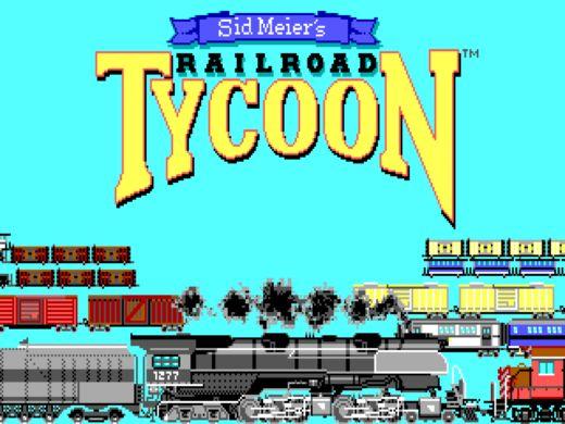 Railroad Tycoon, praděda všech magnátů
