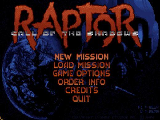 Dohráno – Raptor: Call of the Shadows