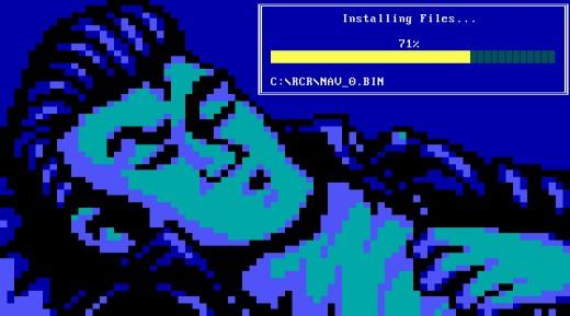 Vyšla nová hra pro DOS – Retro City Rampage