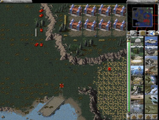 Dohráno – Command & Conquer: Red Alert