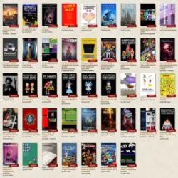 Bundle pro knihomoly – 95 knih o retru za pouhých 30$