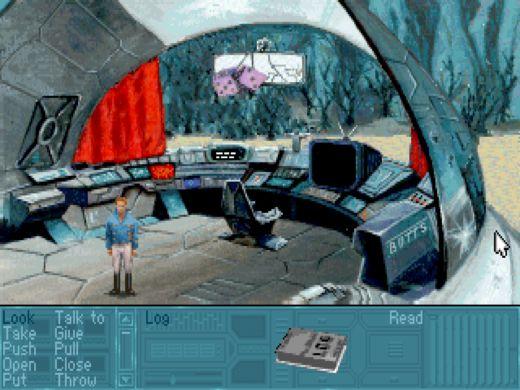 Zahrajem (hra měsíce): Rex Nebular and the Cosmic Gender Bender