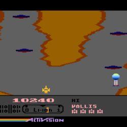 River Raid… on Mars!
