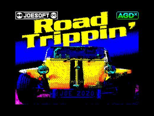 Road Trippin', novinka pro ZX Spectrum