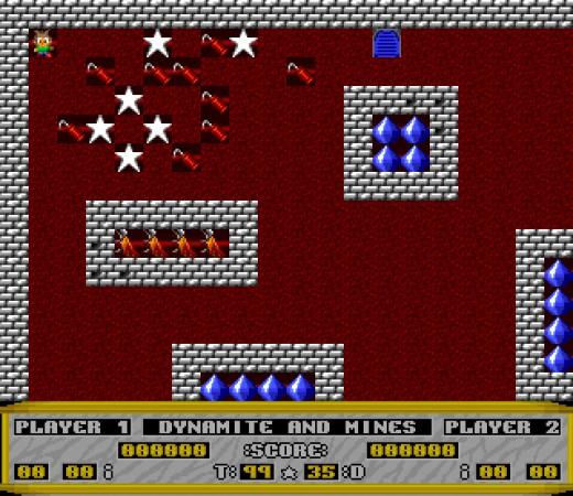 Robouldix: Amiga hra z roku 1993 uvolněna zdarma