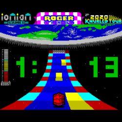 Roger the Pangolin in 2020 Knurled Tour, novinka pro ZX Spectrum