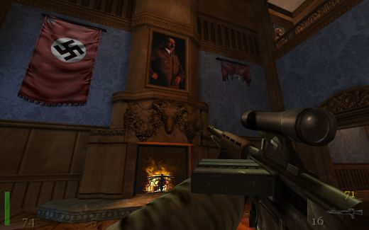 Return to Castle Wolfenstein akčně a líbezněji