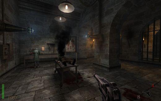 Náckobijec B.J. Blazkowicz se vrací do hradu Wolfenstein