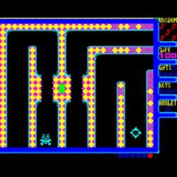 Rubicon – Run the Maze, novinka pro ZX Spectrum