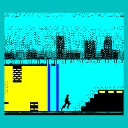 Run!, novinka pro ZX Spectrum