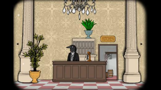 Rusty Lake Hotel zdarma na Steamu