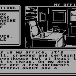 Sam Mallard, nová adventura pro ZX Spectrum