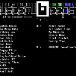 Poslechněte si System Beeps, hudební album pro PC speaker